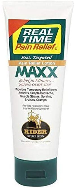 Real Time MAXX Pain Relief Lotion  120 ml