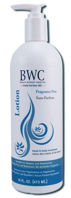 BWC Lotion Hand & Body  473 ml