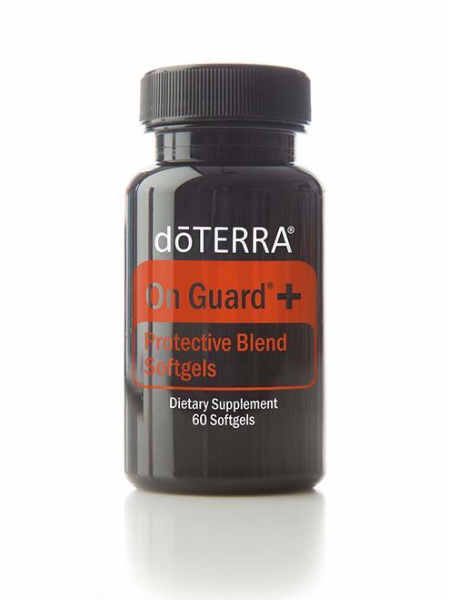 doTERRA On Guard + softgels 60 gels