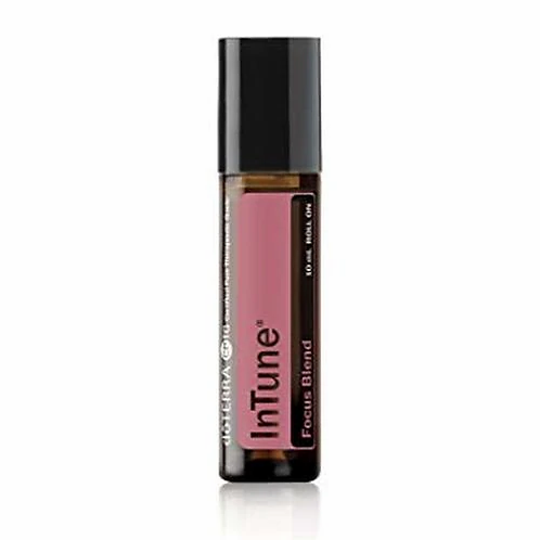 doTERRA Essential Oil Blend InTune Roll On 10 ml