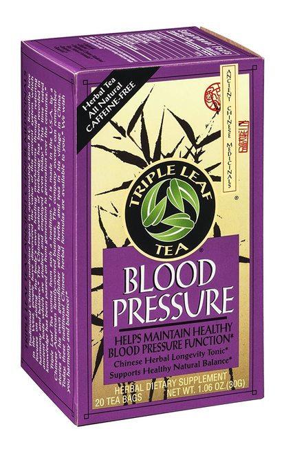 Triple Leaf Tea Blood Pressure  20 bags