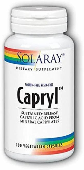 Solaray Capryl  100 caps