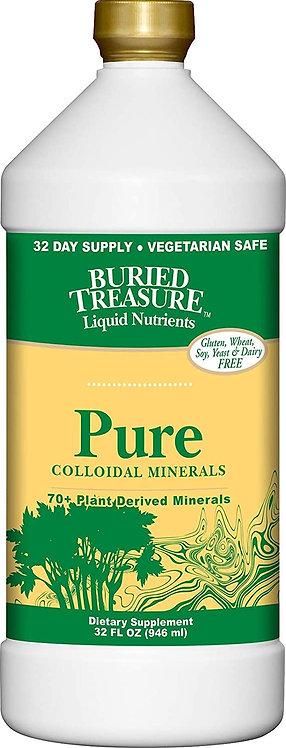 Buried Treasure Pure Colloidal Minerals  946 ml