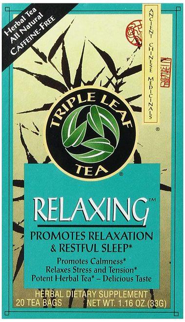 Triple Leaf Tea Relaxing  20 bags
