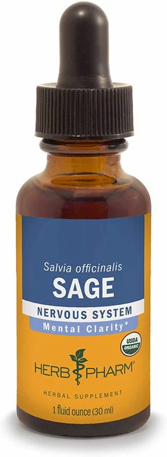 Herb Pharm Sage  30 ml