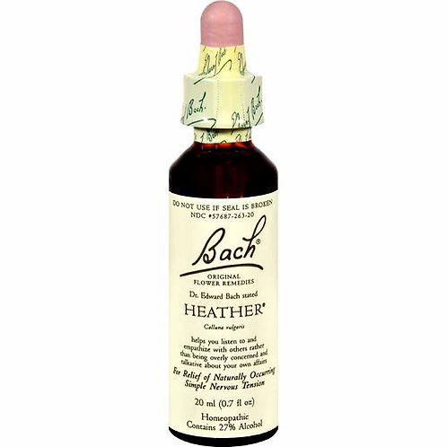 Bach Heather  20 ml