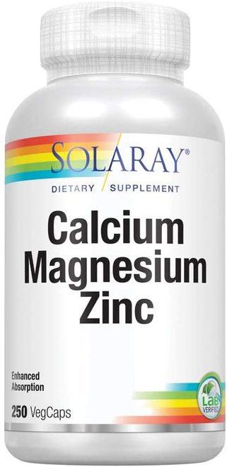 ray Calcium Magnesium Zinc 250 caps
