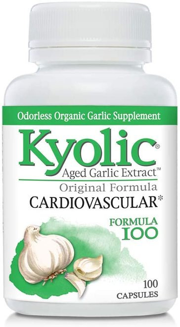 Kyollic Cardiovascular Formula 100  100 caps