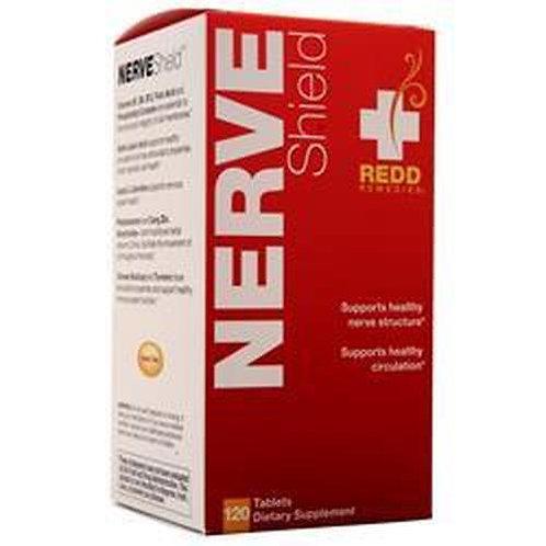 Redd Remedies Nerve Shield 120 tabs