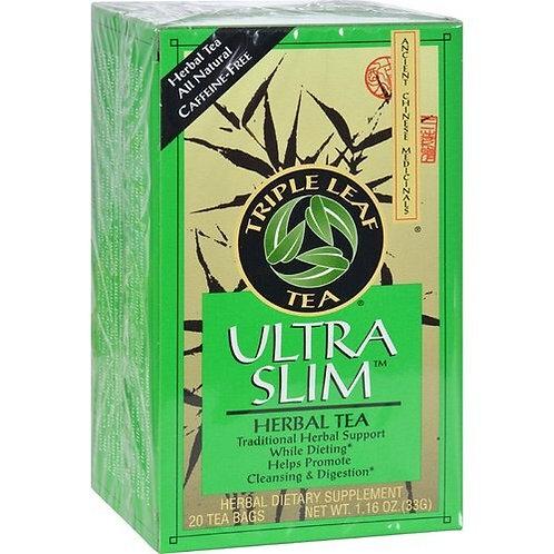 Triple Leaf Tea Ultra Slim  20 bags
