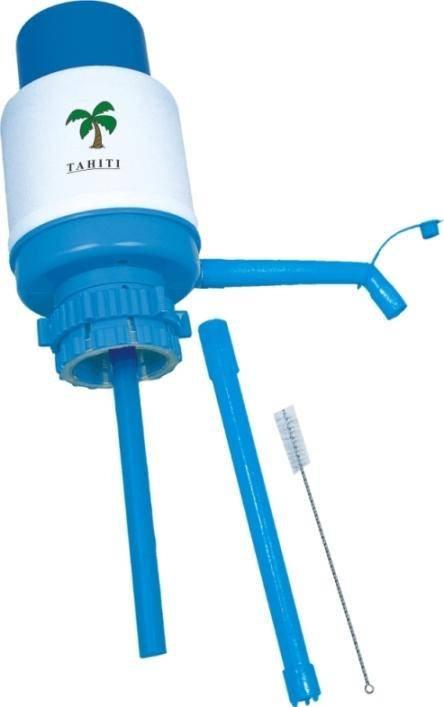 Tahiti Manual Pump for Bottled Water  1 ct