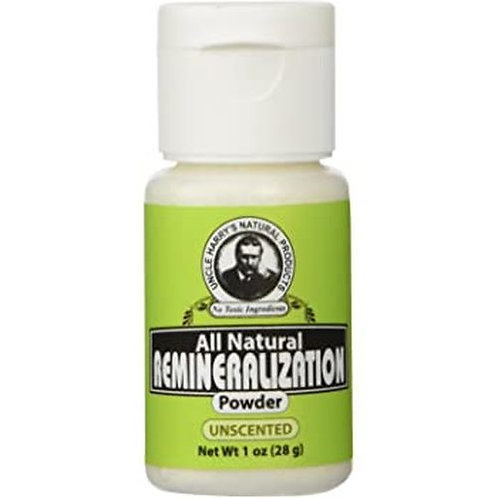 Uncle Harry's Remineralization Powder Unscented  28 g