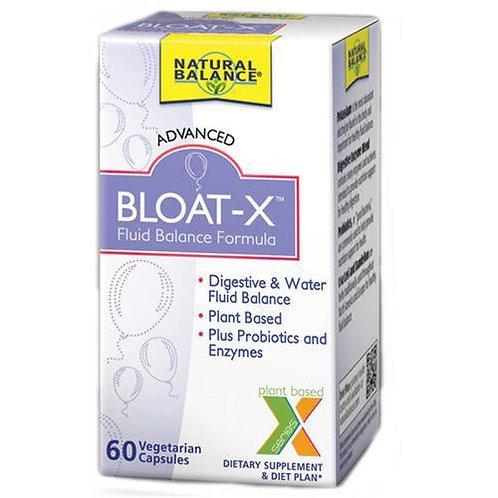Natural Balance Bloat-X  60 caps