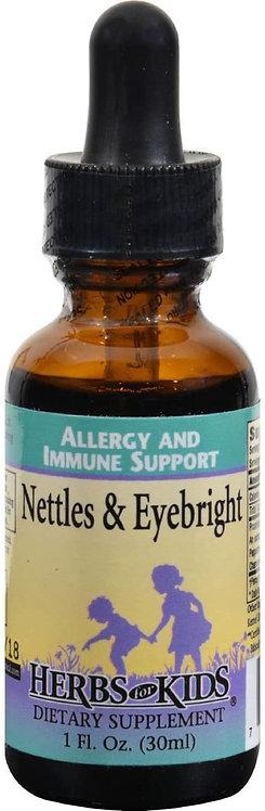 Herbs for Kids Nettles & Eyebright  30 ml