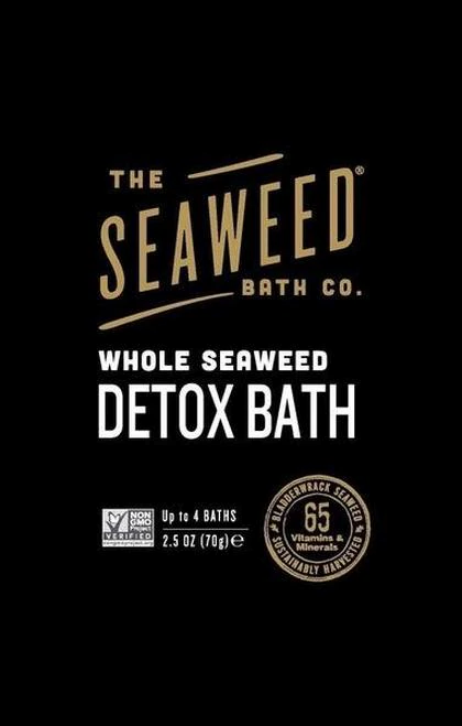 The Seaweed Bath Co. Whole Seaweed Detox Bath  70 g