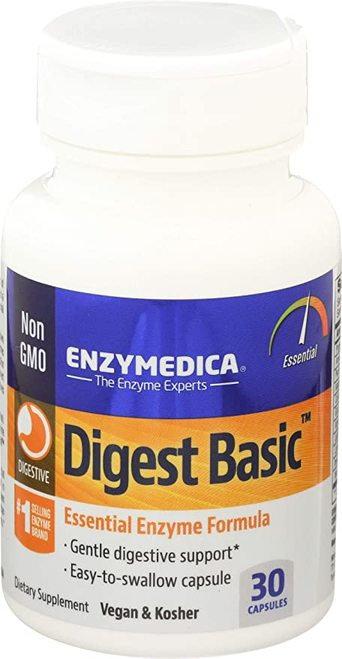 Enzymedica Digest Basic  30 caps