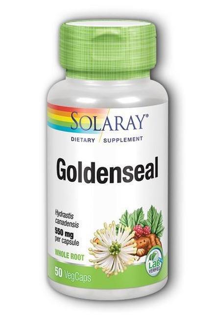 Solaray Goldenseal 550 mg  50 caps