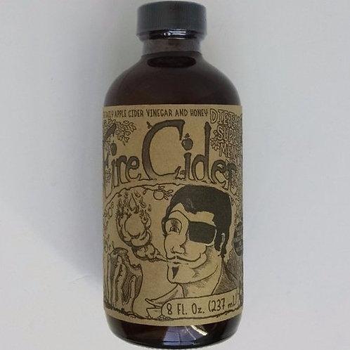 Shire City Fire Cider Apple Cider Vinegar Tonic 237 ml