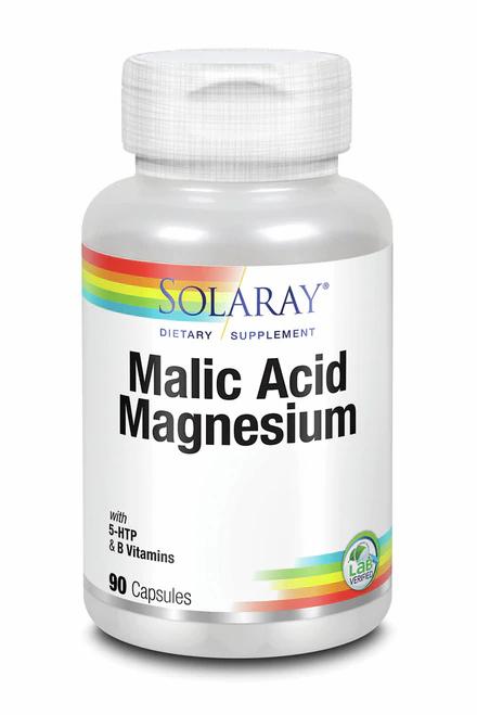 Solaray Malic Acid Magnesium  90 caps