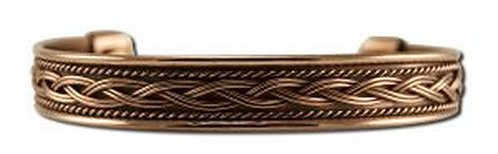 MRH International Copper Magnetic Bracelet Grace  1 ct