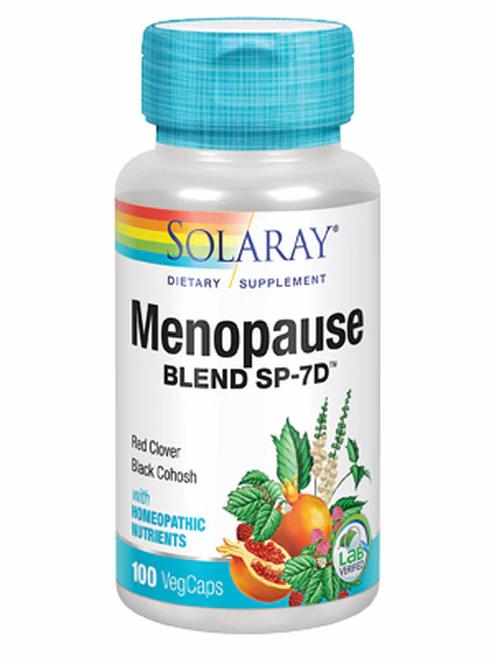 Solaray Menopause Blend SP-7D  100 caps