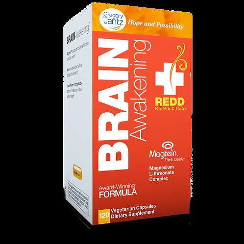 Redd Remedies Brain Awakening 120 caps