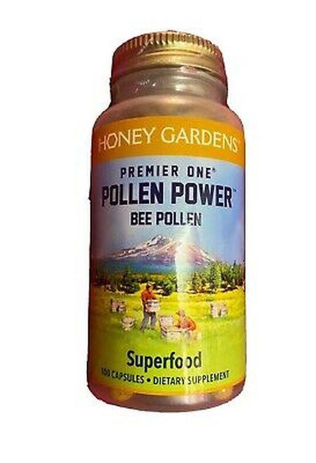 Honey Gardens Pollen Power  100 caps
