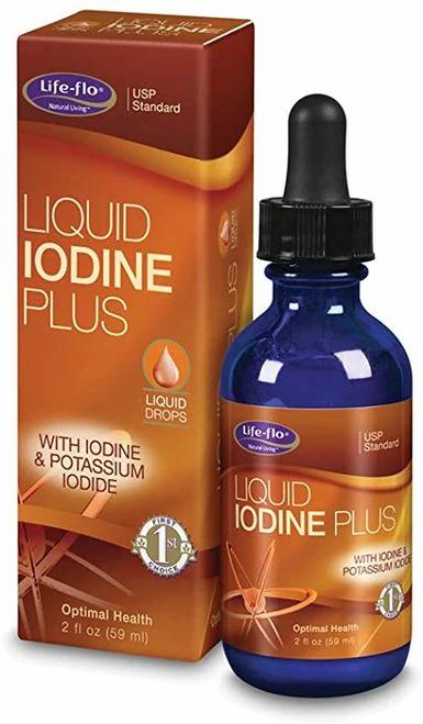 Life-flo Liquid Iodine Plus  59 ml