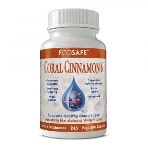 EcoSafe Coral Cinnamon6  243 caps