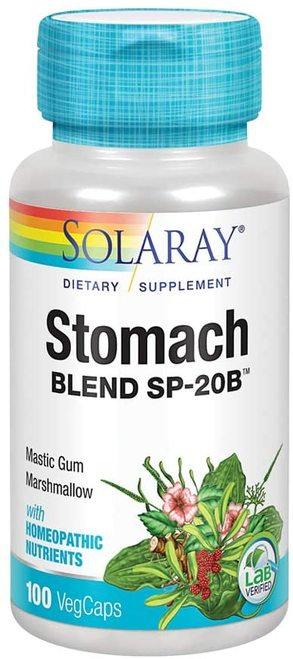Solaray Stomach Blend SP-20B 100 caps