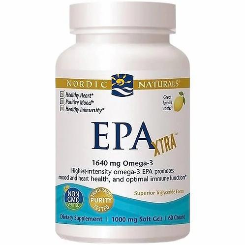 Nordic Naturals EPAxtra 1640 mg Omega-3 60 ct