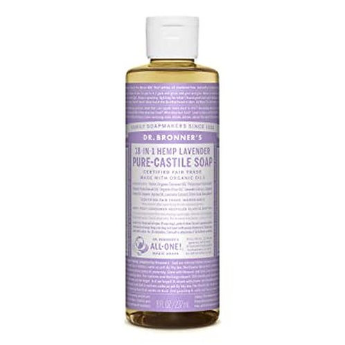 Dr. Bronner's Pure-Castile Soap Lavender  237 ml