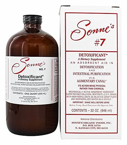 Sonne's Detoxificant #7   946 ml