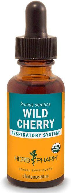 Herb Pharm Wild Cherry  30 ml