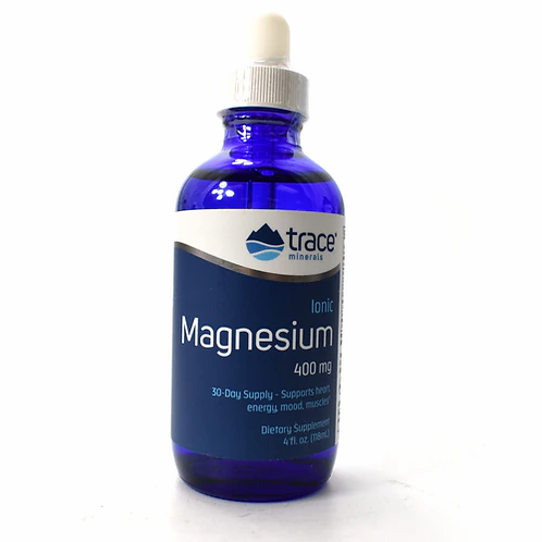 Trace Minerals Magnesium 400 mg  118 ml