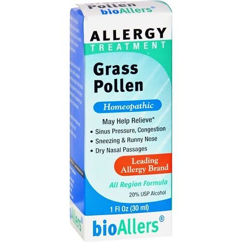 bioAllers Grass Pollen  30 ml