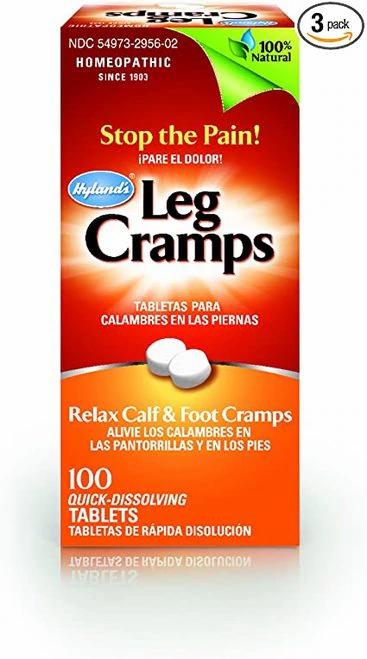 Hyland's Leg Cramps  100 tabs