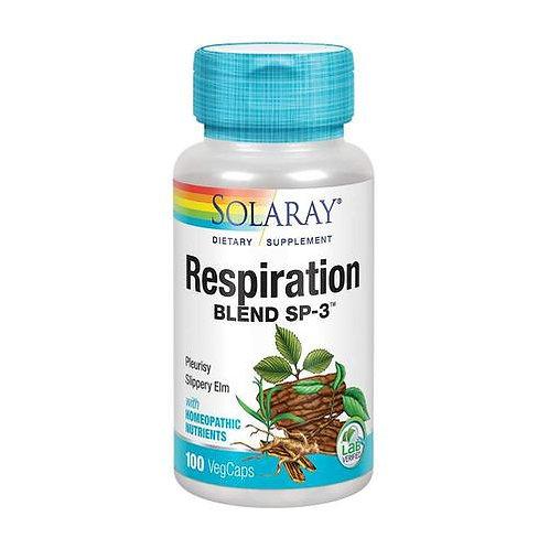 Solaray Respiration Blend SP-3 100 caps