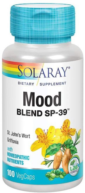 Solaray Mood Blend SP-39 100 caps