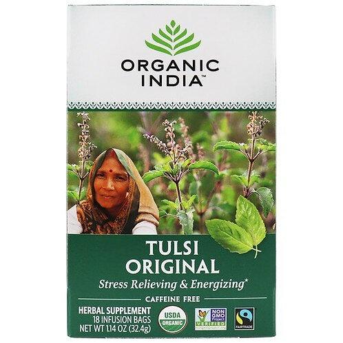 Organic India Tea Tulsi Original  18 bags