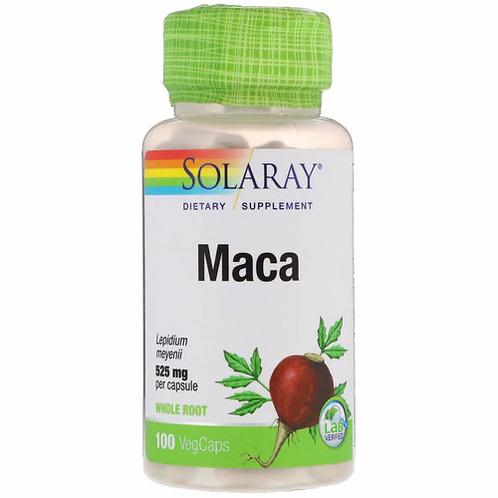 Solaray Maca 525 mg  100 caps