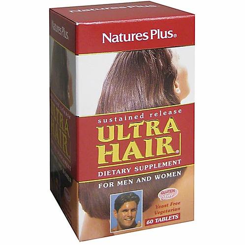 NaturesPlus Ultra Hair  60 tabs