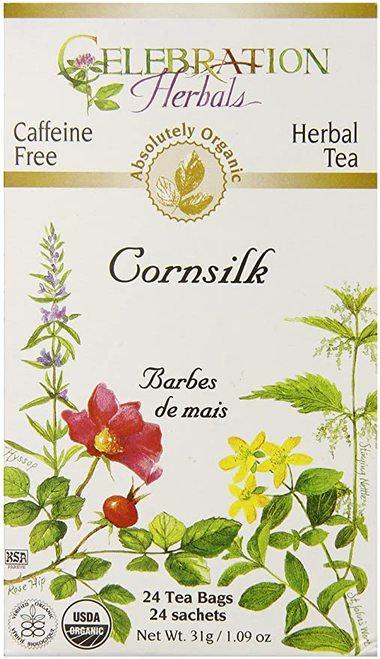 Celebration Organic Herbal Tea Cornsilk  24 bags