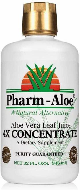 Pharm-Aloe Aloe Vera Leaf Juice Concentrate  946 ml