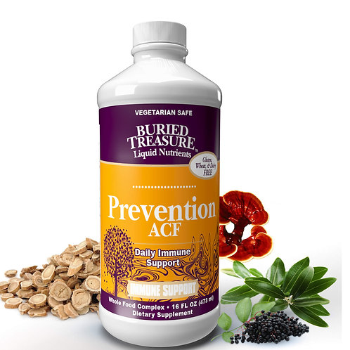 Buried Treasure Prevention ACF Immune Wellness