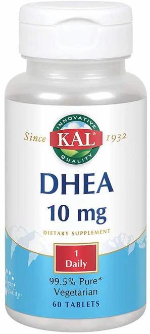 KAL DHEA 10 mg 1 Daily  60 tabs