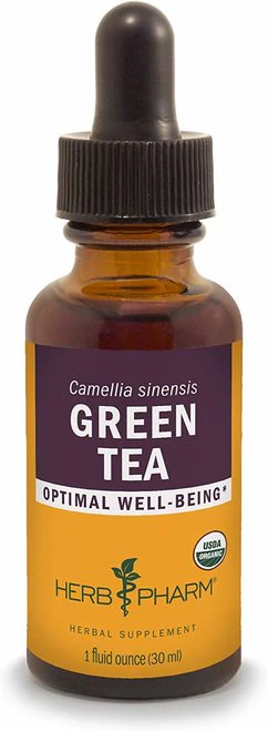 Herb Pharm Green Tea  30 ml