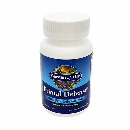 Garden of Life Primal Defense HSO Probiotic Formula 45 caplets