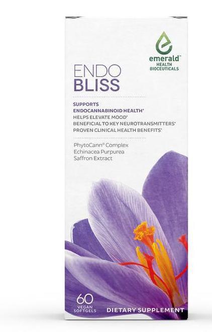 Emerald Health Bioceuticals Endo Bliss  60 softgels