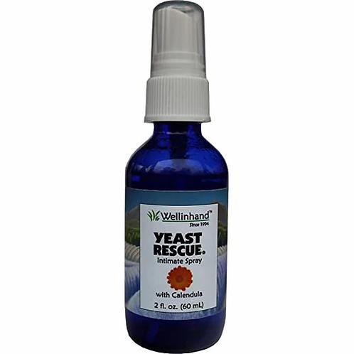 Wellinhand Yeast Rescue Spray  60 ml
